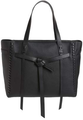 AllSaints Cami East/West Leather Tote
