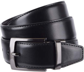 STAFFORD Stafford Reversible Feather-Edge Men's Belt - Big & Tall