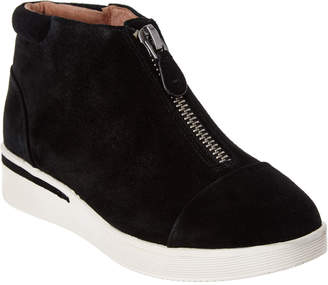 Gentle Souls Hazel Fay Suede High-Top Sneaker