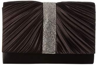 Jessica McClintock Alexis Pleated Clutch