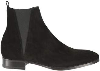 Dolce & Gabbana Side Zip Ankle Boots