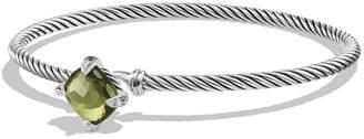 David Yurman 'Chatelaine' Bracelet with Diamonds