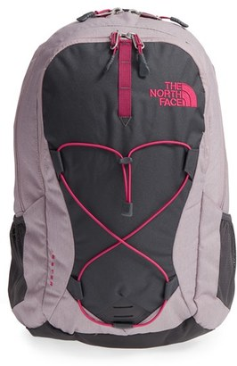 The North Face 'Jester' Backpack - Grey $65 thestylecure.com