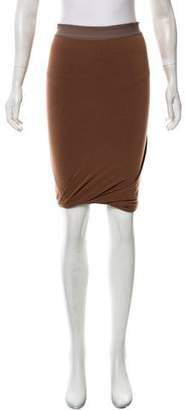 Alexander Wang Bubble Mini Skirt