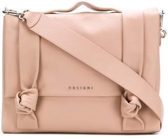 Orciani Lotus shoulder bag