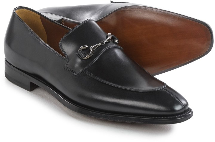 A. Testoni A. Testoni Bit Moccasin Loafers - Leather (For Men)