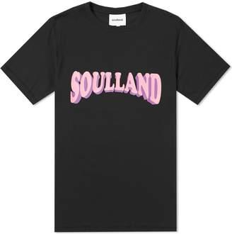 Soulland Guido Logo Tee