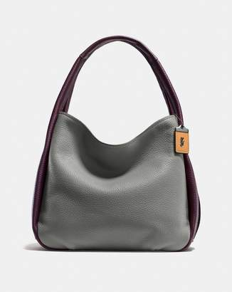 Coach Bandit Hobo In Colorblock