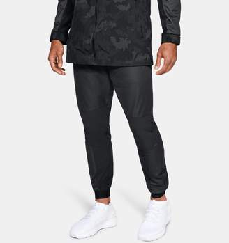 Under Armour Men's UA Unstoppable GORE WINDSTOPPER Woven Joggers