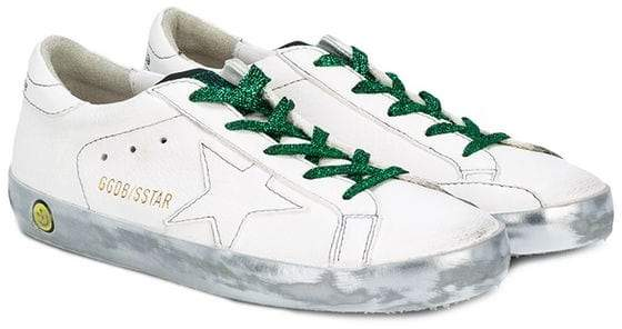 Golden Goose Deluxe Brand Kids Superstar sneakers