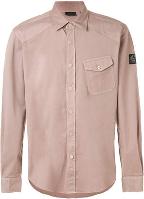 Belstaff long sleeved shirt