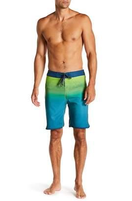 Burnside Gradient Rainbow Board Shorts