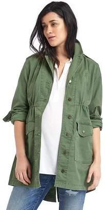 Gap Maternity Military Jacket