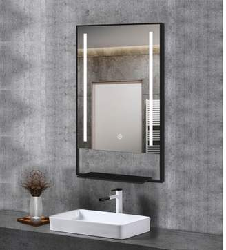 Lighted Impressions Luxe LED Bathroom Wall Mirror