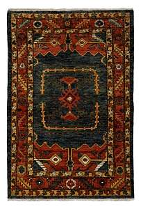 Adina Collection Oriental Rug, 4'1 x 5'10