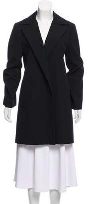 Alberta Ferretti Tailored Wool Coat