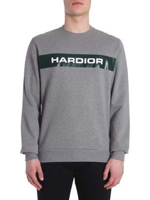 "Christian Dior Sweatshirt With ""hardior"" Strip"