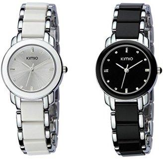 Christian Louboutin (クリスチャン ルブタン) - KIMIO腕時計ブレスレット腕時計レディースドレスウォッチブレスレットカジュアル2個