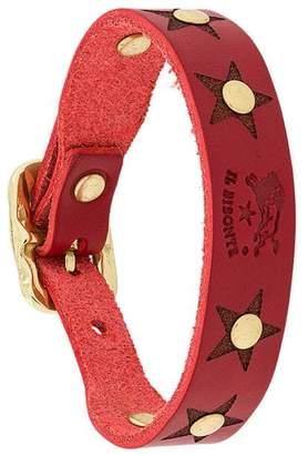 Il Bisonte studded bracelet