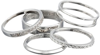 Kendra Scott - Kara Ring/Midi Set Ring $65 thestylecure.com