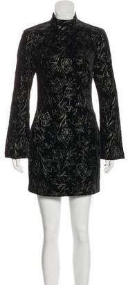 Cinq à Sept Long Sleeve Mini Dress w/ Tags