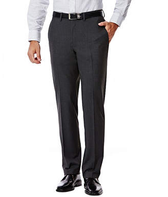 Haggar Jm 4way Stretch Slim Fit Pant Stretch Slim Fit Suit Pants