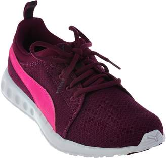 Puma Mesh Lace-Up Sneakers - Carson