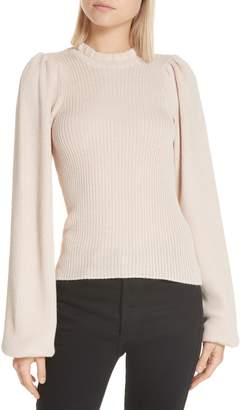 Ulla Johnson Altair Alpaca & Silk Sweater