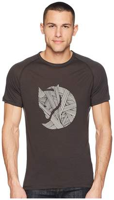 Fjallraven Abisko Trail T-Shirt Print Men's T Shirt