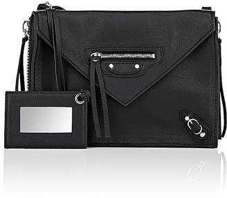 Balenciaga Women's Papier Zip-Around Triple Crossbody Bag