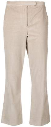 Max Mara 'S straight-leg corduroy trousers