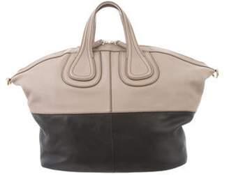 Givenchy Bicolor Medium Nightingale Bag Mauve Bicolor Medium Nightingale Bag