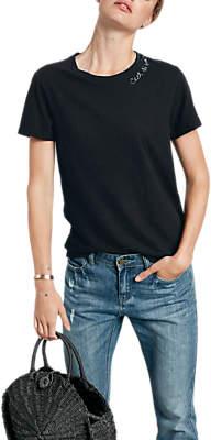 Hush 'Cest Si Bon' T-Shirt, Black