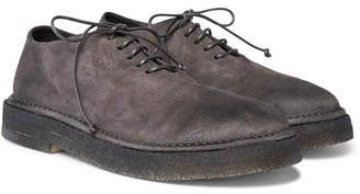 Marsèll Washed-Suede Derby Shoes
