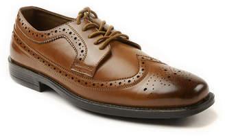 Deer Stags Men's Memory Foam Dress Taylor Dress Comfort Classic Wingtip Oxford Men's Shoes