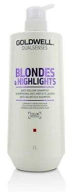 Goldwell NEW Dual Senses Blondes & Highlights Anti-Yellow Shampoo (Luminosity