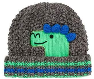 Mothercare Boy's Dinosaur Hat,(Manufacturer Size: 2)
