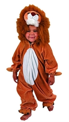 Lion Costume Small