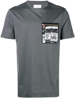 Limitato zipped pocket T-shirt