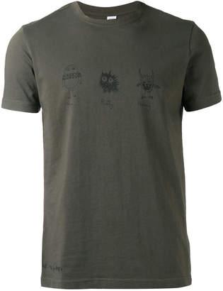 Aspesi '3 Mostri' T-shirt