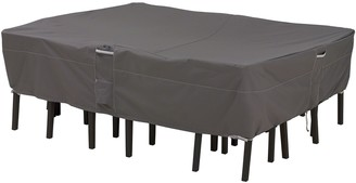 Classic Accessories Ravenna 110-in. Patio Table & Chair Set Cover - Outdoor