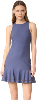 Elizabeth and James Hadley Mini Dress $385 thestylecure.com
