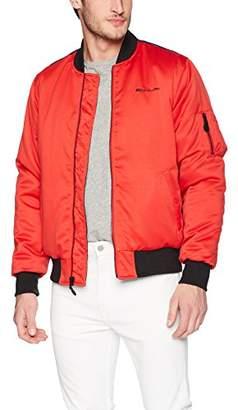 HUF Men's Space Race MA-1 Jacket