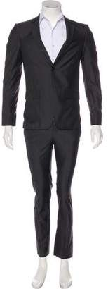 Givenchy Wool & Silk Suit