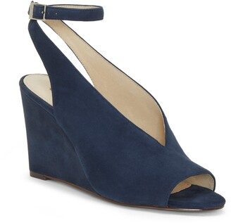 Louise et Cie Ankle Strap Wedge Sandal
