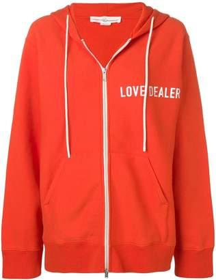Golden Goose Janet zipped hoodie