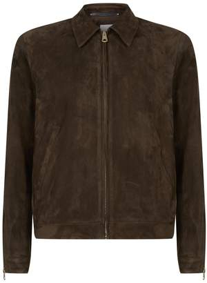 Paul Smith Suede Blouson Jacket