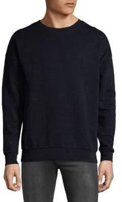 Antony Morato Wrinkled Sweatshirt