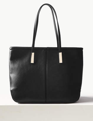 M&S CollectionMarks and Spencer Faux Leather Cross Body Bag