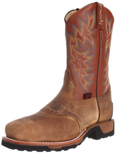 Tony Lama Boots Men's Steel Toe TW1052 Work Boot